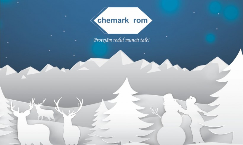 Chemark Rom vă urează Sărbători Fericite și un An Nou cu roade bogate!