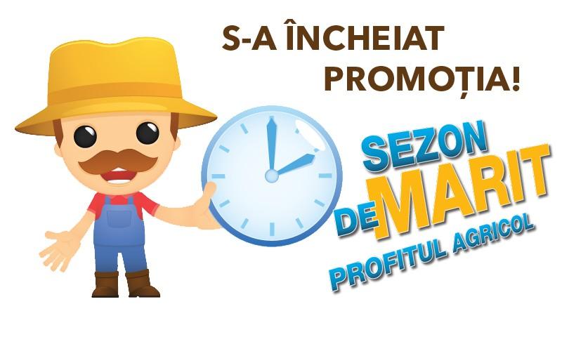 """Câstigătorii Campaniei """"Sezon de MĂRIT profitul agricol""""!"""