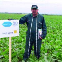 Zona Est – marii fermieri aplică Seed Sprint