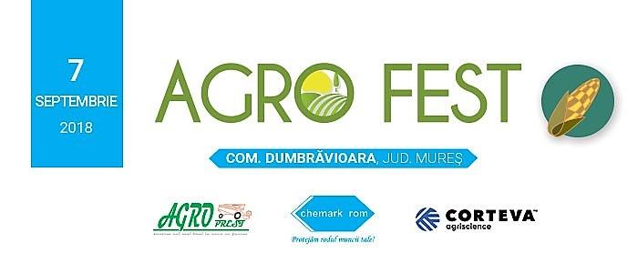 Agrofest Mureş, cea mai mare platforma de porumb, organizată de Chemark Rom