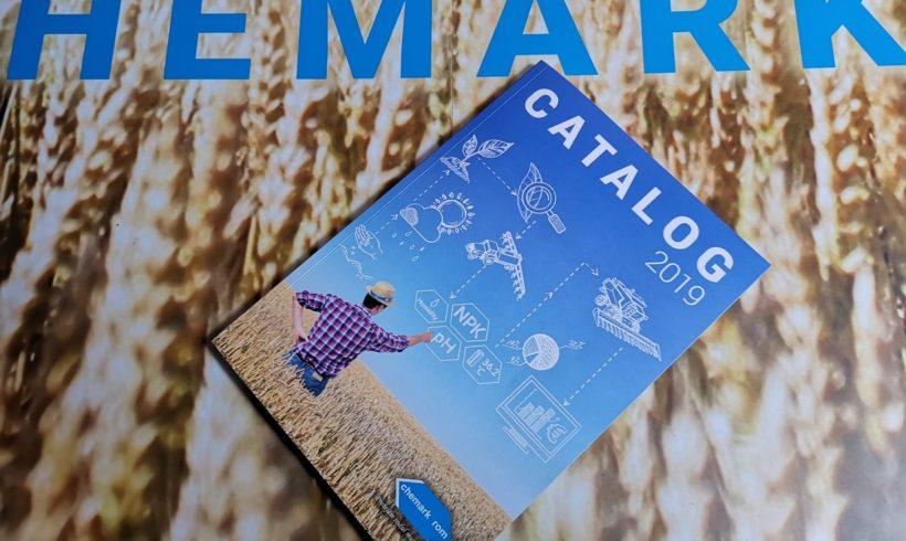 Lansare Catalog Chemark Rom 2019