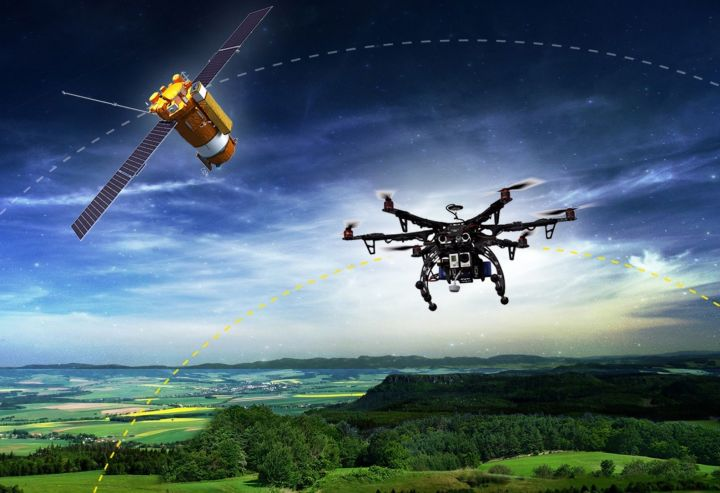 dronele solutie pentru agricultura