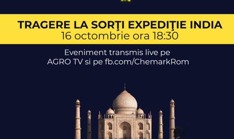 """Tragere la sorți """"DESCOPERA 7 PRODUSE MINUNE"""" – Expeditie India în direct pe AGRO TV și FACEBOOK"""
