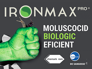 IronMax Pro – Moluscocid biologic eficient