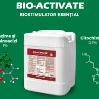 Bio-Activate – biostimulator pe baza de enzime si citochinine